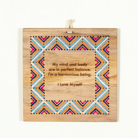 Affirmation Stitch Kit
