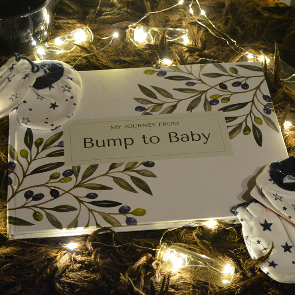 Bump To Baby Journal
