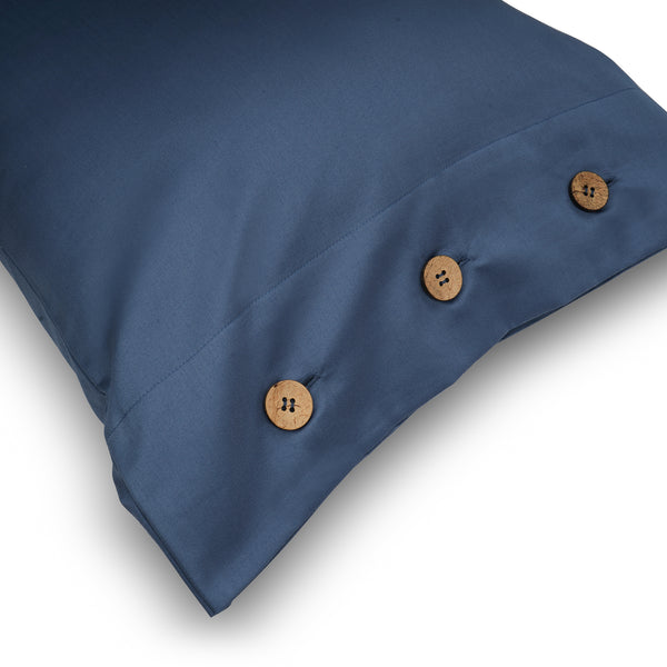Buttoned Bed Set