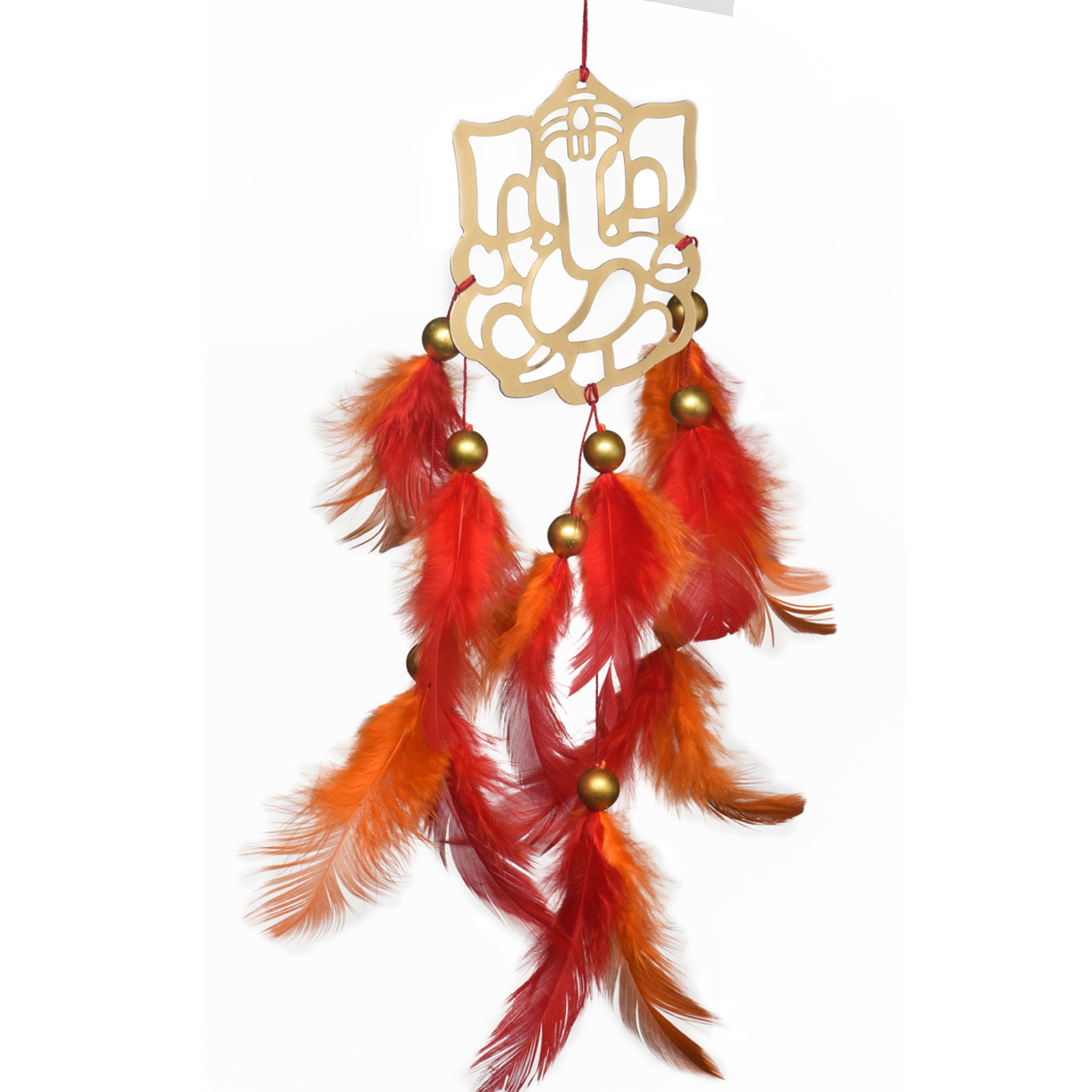 Ganesh Feather Dreamcatcher