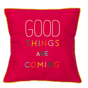 Good Things Cushion Cover