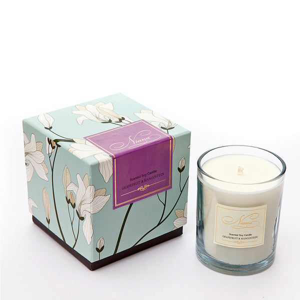 Grapefruit & Mangosteen Candle