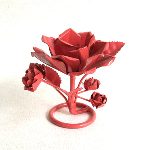 Rosa Candle stand