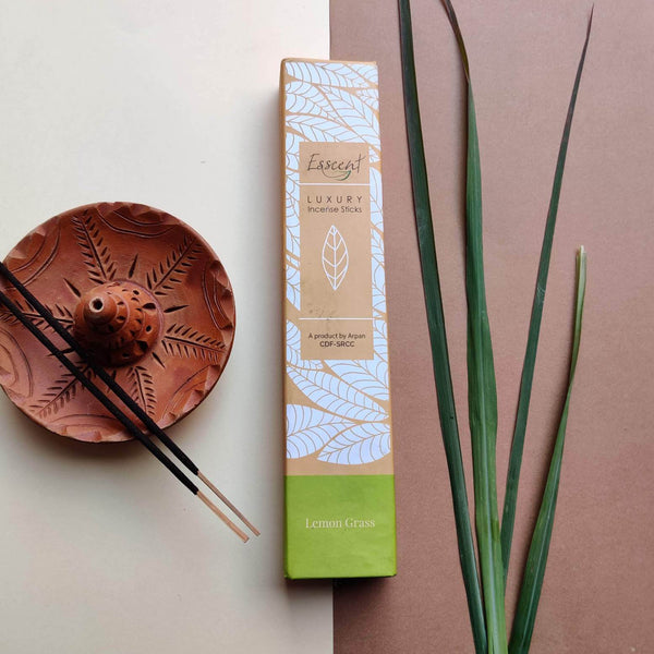 Lemongrass / Loban Incense Sticks