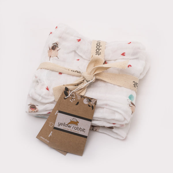 Love Sheep Swaddle