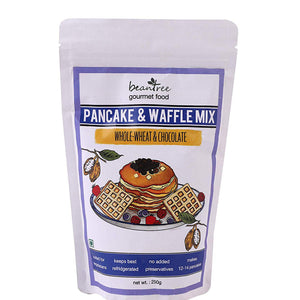 Chocolate & Wholewheat Pancake Mix