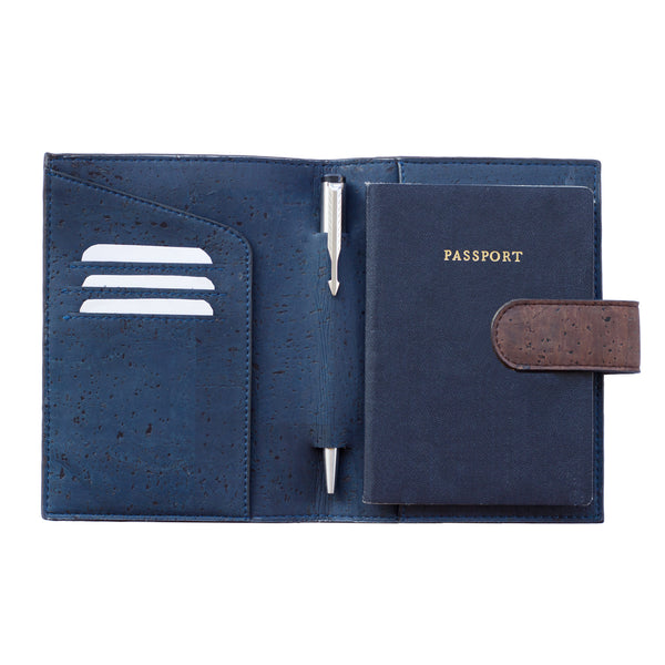 Cedar Passport Sleeve