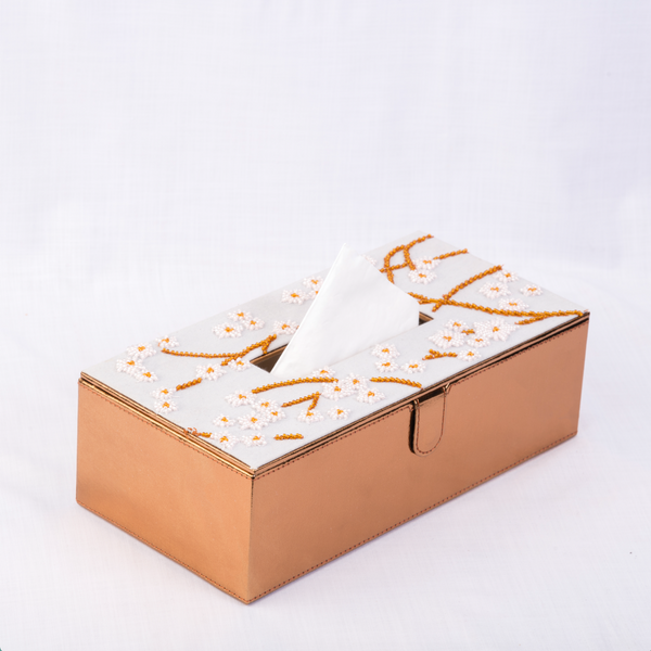 Embellished Tissue Box