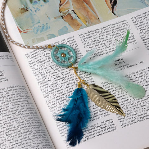 Vintage Dreamcatcher Bookmark