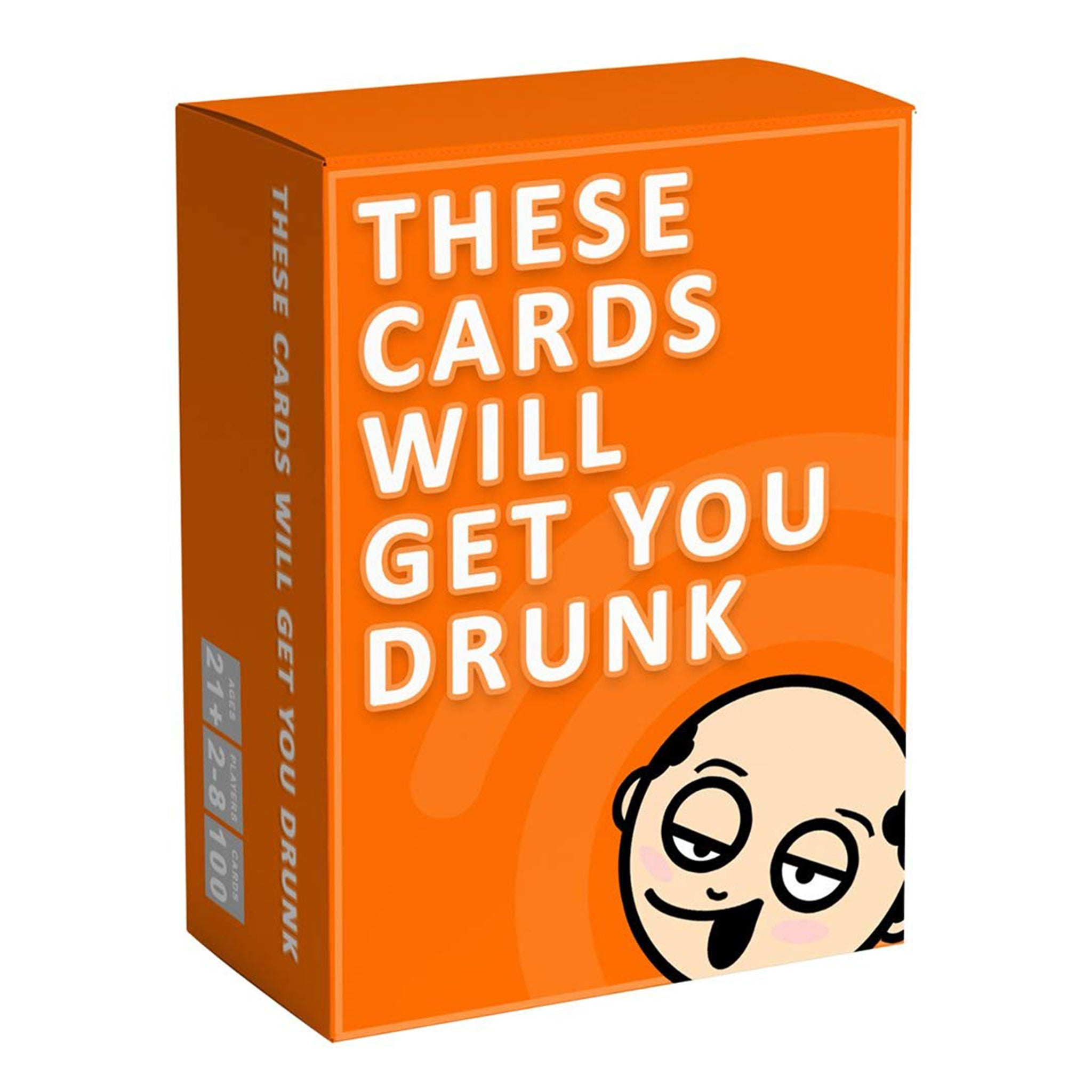 These Card Will Get You Drunk