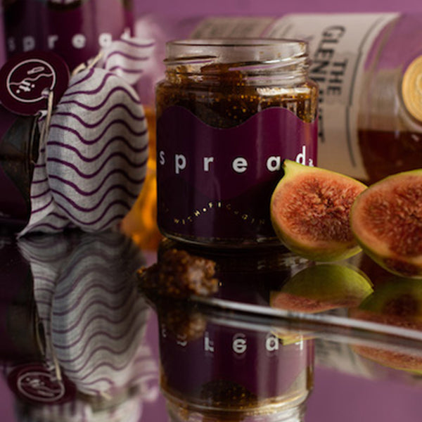 Fig Ginger Whiskey Spread