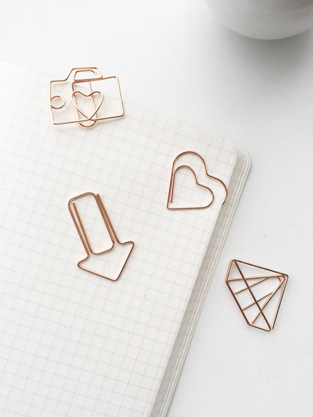 Assorted Paper Clips