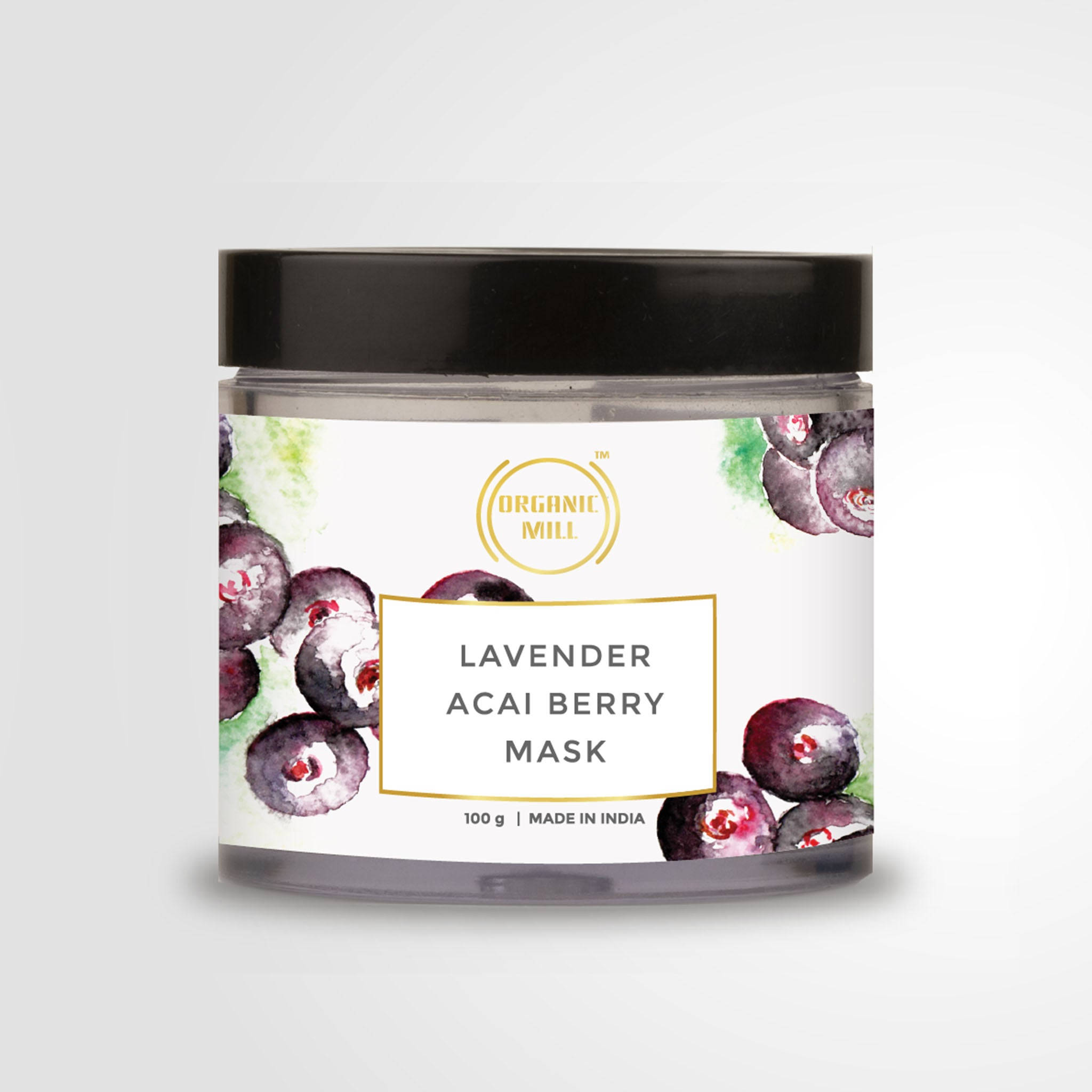 Acai Berry & Lavender Mask