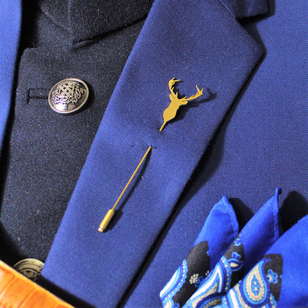 The Royal Combo - Lapel Pins