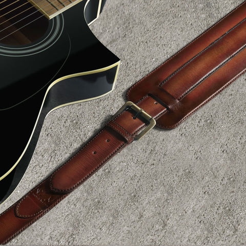 Guitar Leather Straps