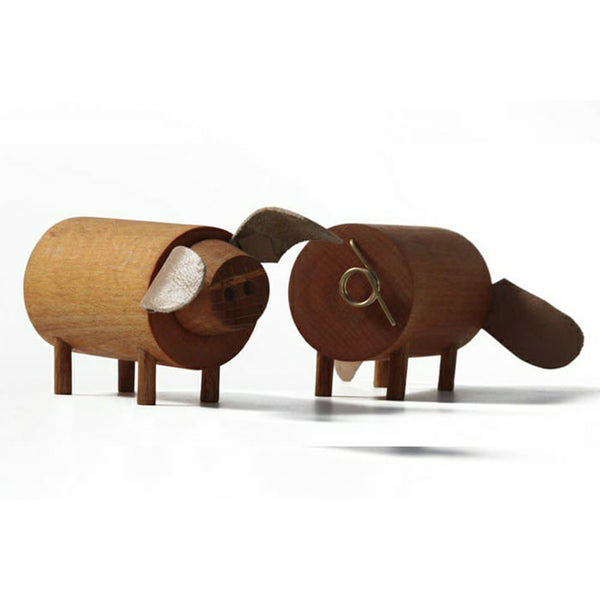Animal Farm - Wooden Toys Decor