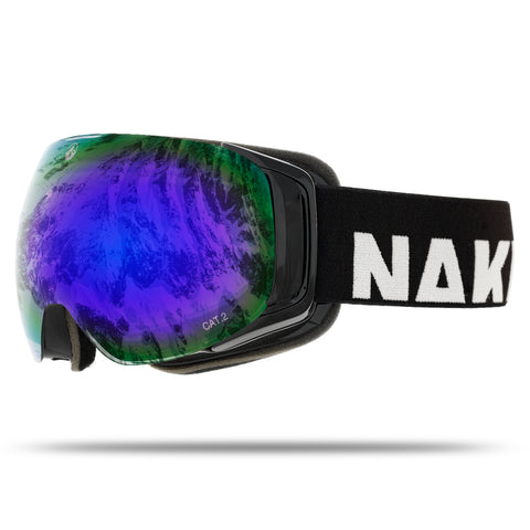 NAKED Optics - Ski Goggles The FORCE EVO