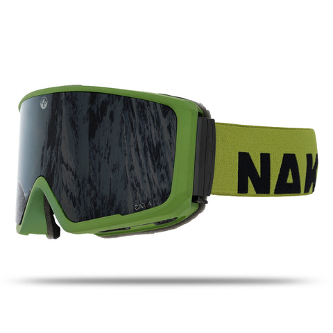 NAKED Optics - Ski Goggles THE REBEL