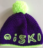 iSKI colourful caps