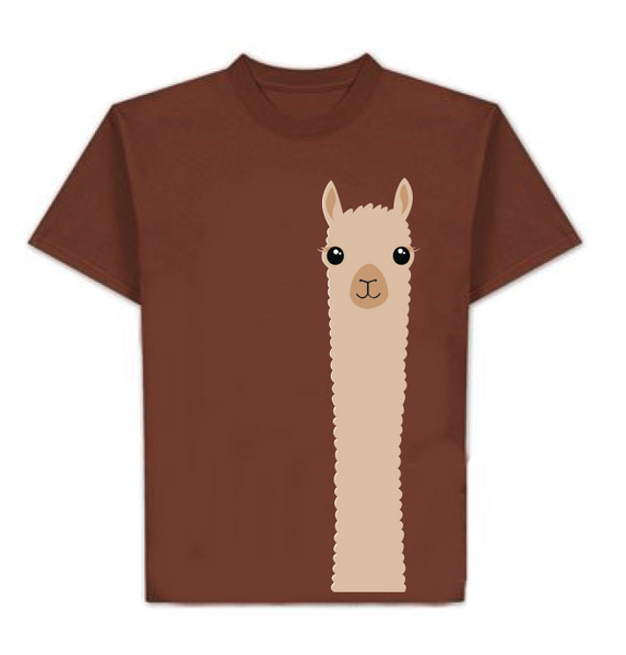 Alpaca Watching Tshirt