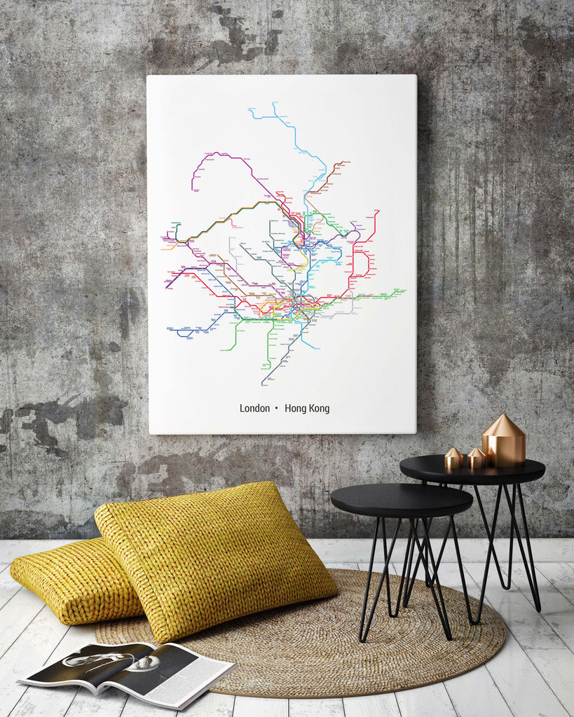 Customize your own world metro map art code data customize your own world metro map gumiabroncs Images