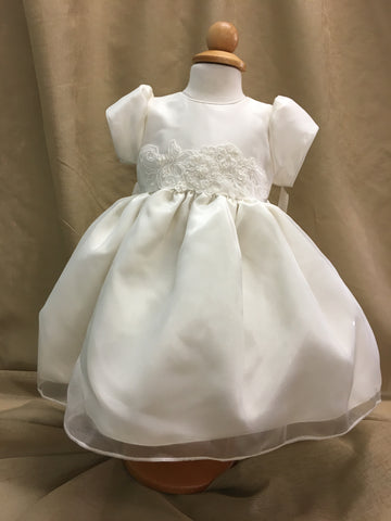 R Divine Christening Gown Dress CANDI  Ivory Size 00