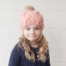 Love Henry Cable Knit Beanie