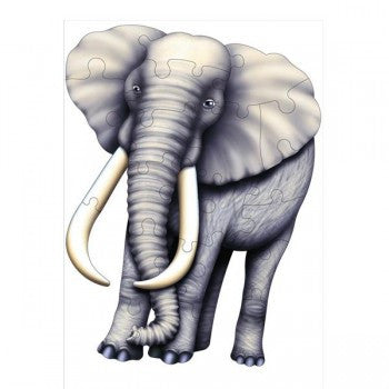 Andzee Table Puzzle Elephant