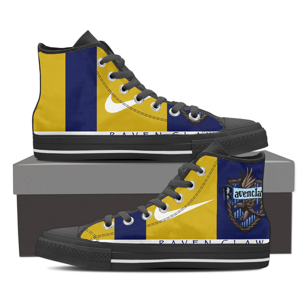 HP Houses High Top Shoes