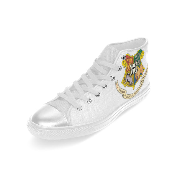 Hogwarts High Top for Kids White