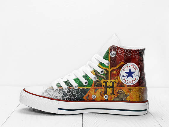 Best Selling Hogwarts Hi Top Shoes (WOMEN)