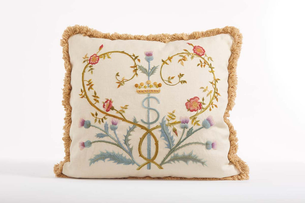 Royal Wedding Stitch A Long Watch The Videos The Crewel Work Company