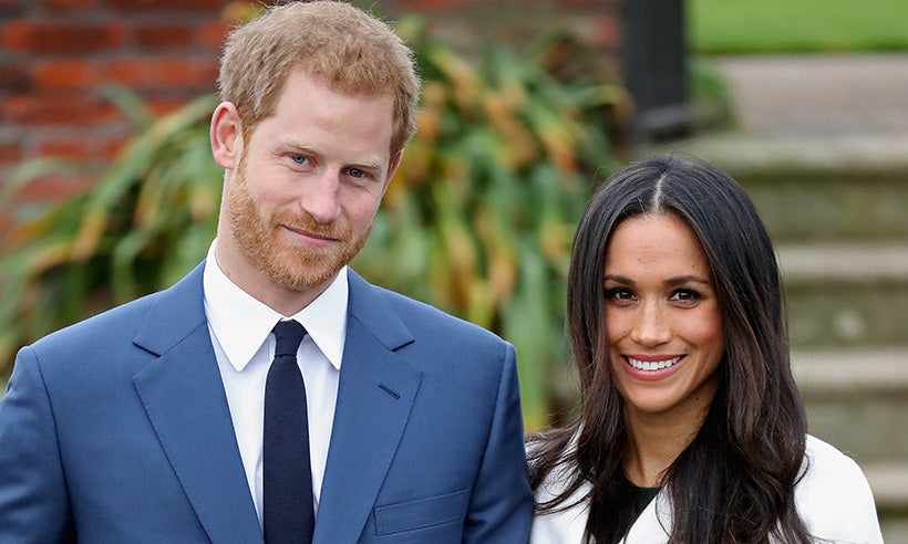 Price Harry and Meghan Markel engagement