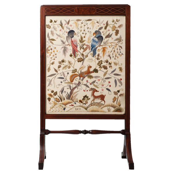Mellerstain Firescreen
