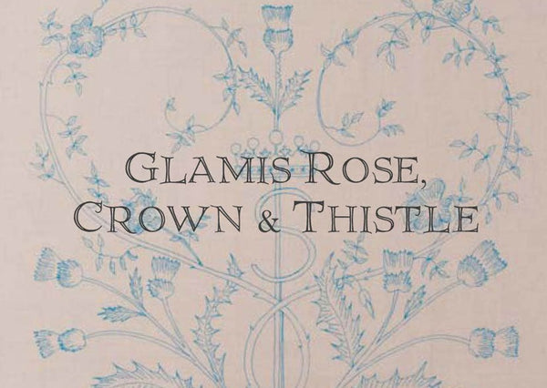 Glamis Crown, Rose & Thistle