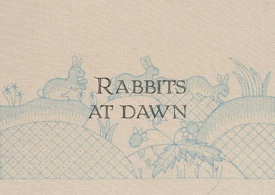 Rabbits at Dawn