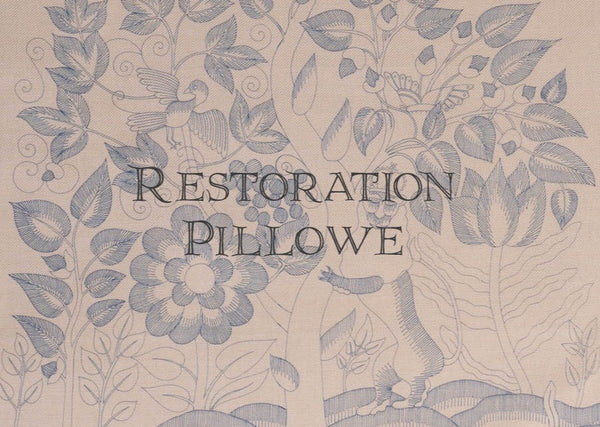 The Restoration Pillowe