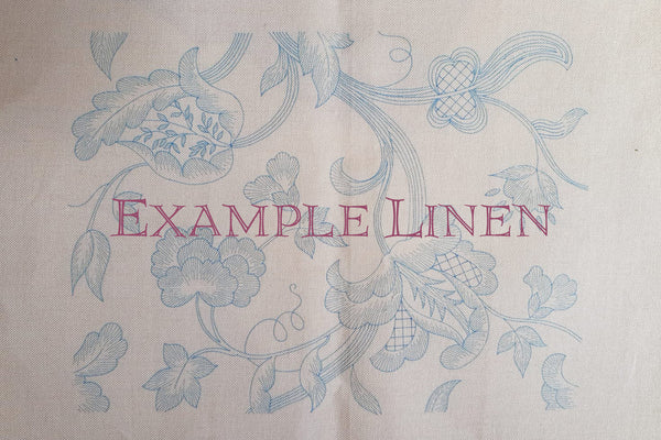 Seconds Linens - Jacobean Fantasy