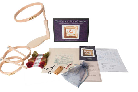 Crewel Work Starter Sets