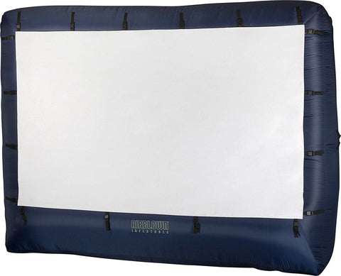 AirBlown Inflatable 12Ft*8.9Ft Movie Screen