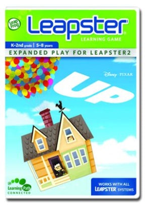 Leapfrog Enterprises LFC33014 Leapster Learning Game Up Age 5-8