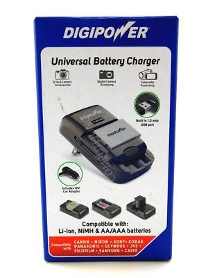 Digipower Universal Battery Charger