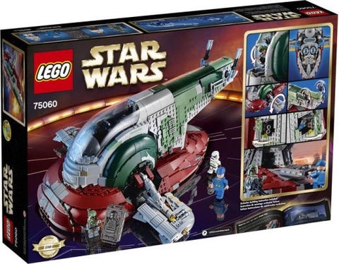 Lego Star Wars Slave Toy, Age 14+