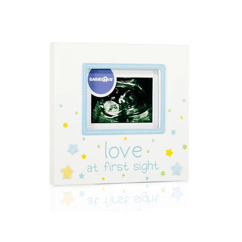 Love At First Sight Sonogram Photo Frame