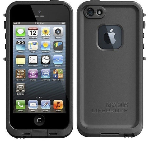 Fre Lifeproof iPhone 5 Case Black