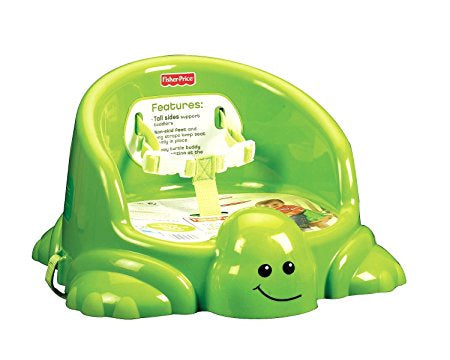 Fisher-Price Table Time Turtle Chair Booster Seats