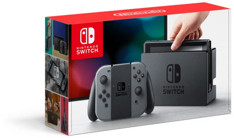 Nintendo Switch 32GB Gaming Console-Gray