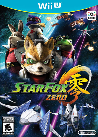 Wii U Star Fox Guard Game