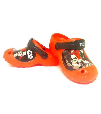 Star Wars SWES172031 Eva Kids Sandals Red/Black-MT/SHF/SHW