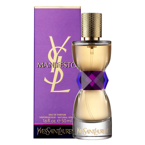 Yves Saint Laurent Manifesto Women Eau De Perfume 50ml-GL